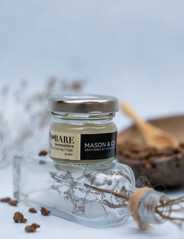 Mason & Co x Bare Cocoa Butter Lip Balm