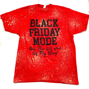 Black Friday Mode Tee