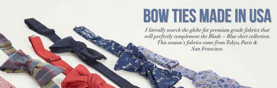 Made in USA Bow Ties