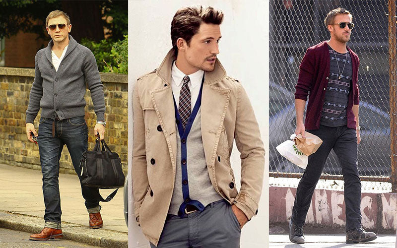 Great Cardigan Looks for Men