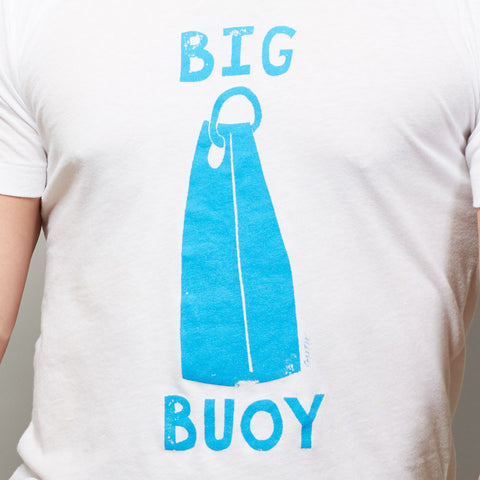 Provincetown Big Buoy Tee Shirt
