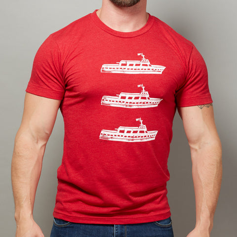 Provincetown Ferries Tee Shirt