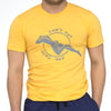 Provincetown Gold Sun's Out / Buns Out Tee