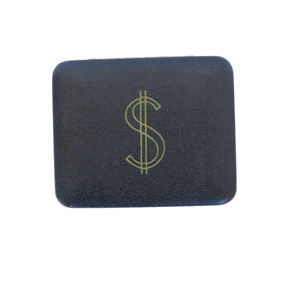 Vintage Coin Holder Case, The 'Money Tote'