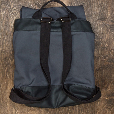 Charcoal Twill Backpack