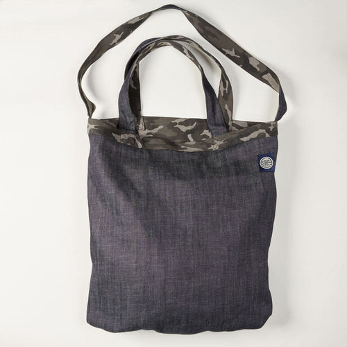 Reversible Tote Bag for Men