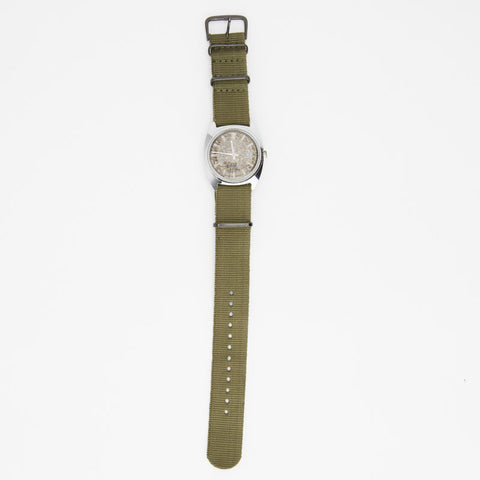 Vintage Timex Military Watch