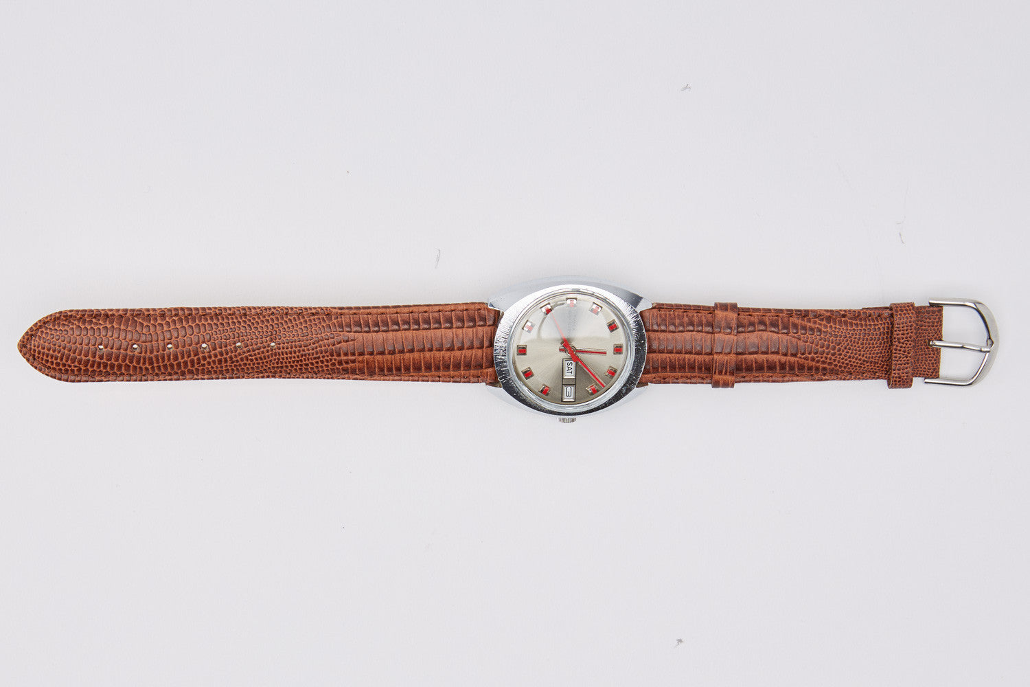 Vintage 1970's Timex Day/Date Sports Watch