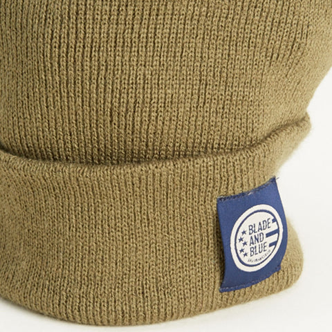 Olive Green Watchcap