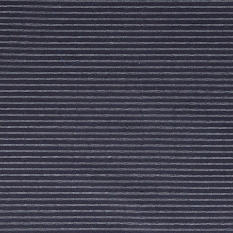 Japanese Indigo Dyed Navy Stripe Tie