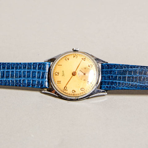 Vintage Felco 1940's Swiss Made Watch