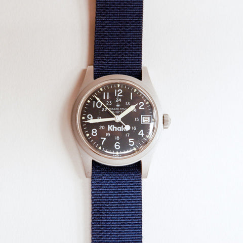 "Vintage Hamilton ""Khaki"" Military Field Watch"