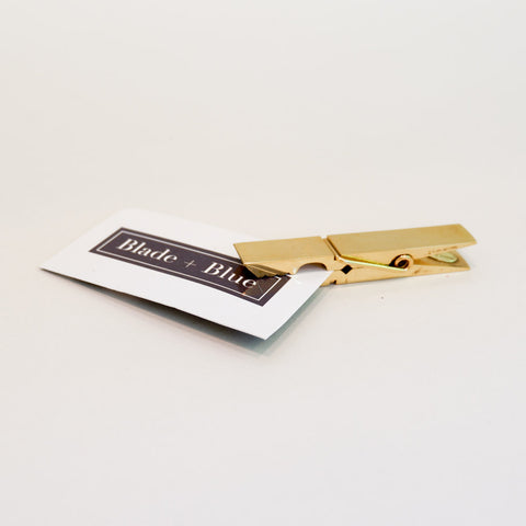 "Vintage Brass ""KEYS to SUCCESS"" Key Ring"