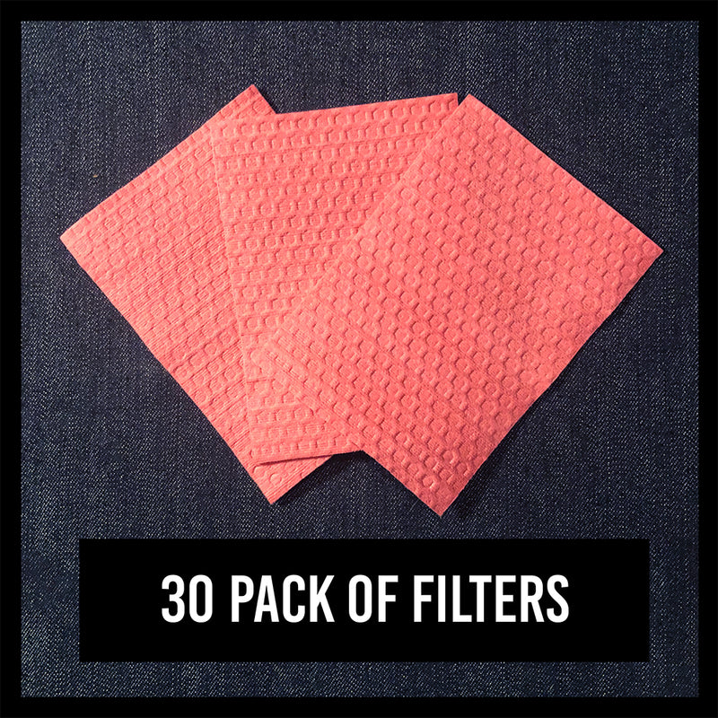 30 Pack Of Filter Inserts