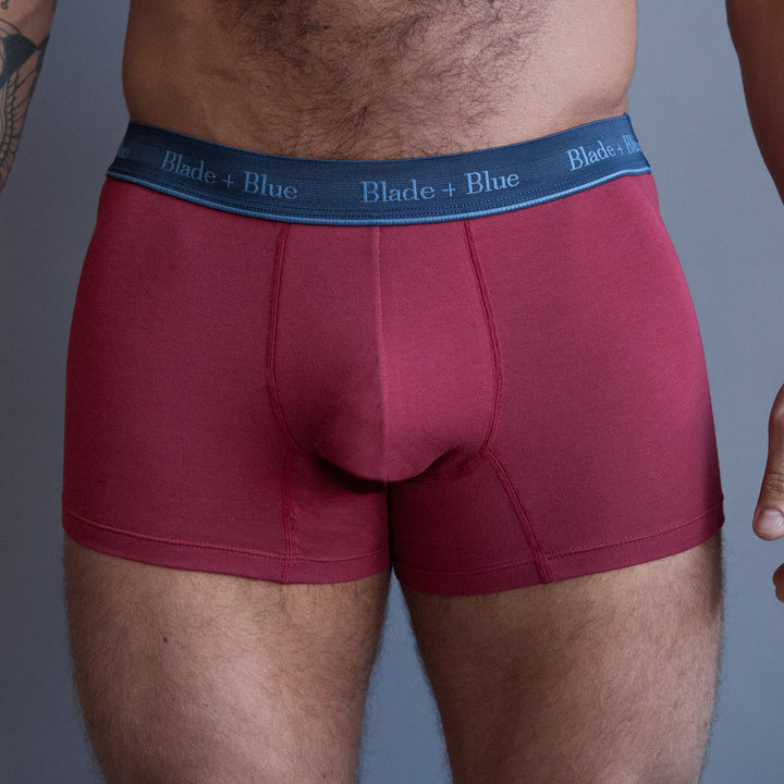 Red Trunk Underwear