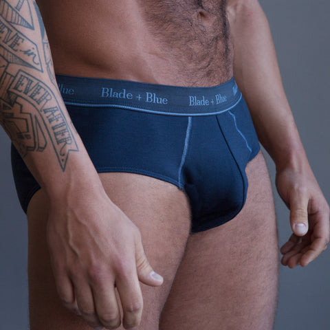 Royal Blue Brief Underwear