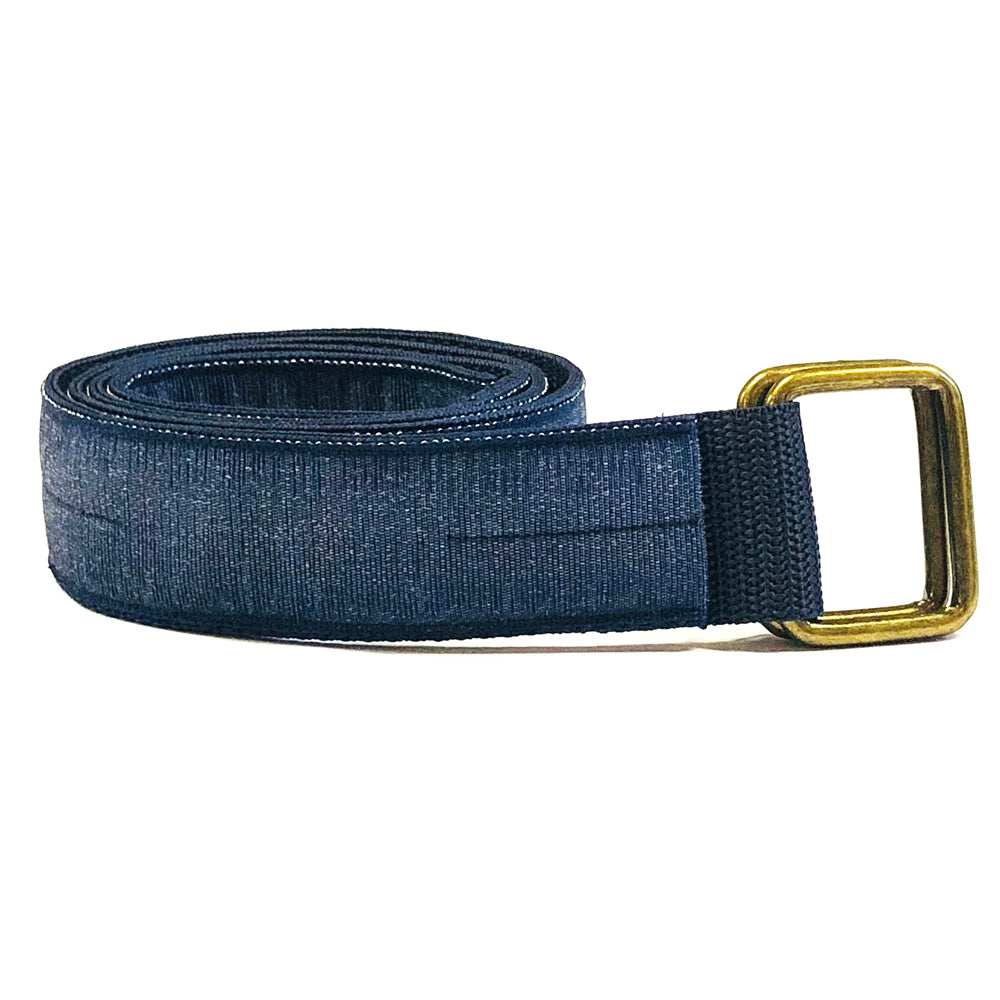 Blue Denim Belt