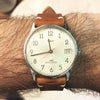 Vintage Timex with Date Keeper Automatic Watch