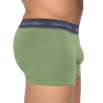 Grassy Green Trunk Underwear - Sizes S & XL Available