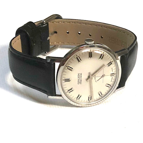 Vintage 1960's Gruen Precision Automatic Watch