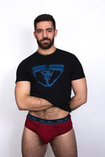 Provincetown 'Meat Lovers' Pizza Jock Strap Tee One Piece Size S Available