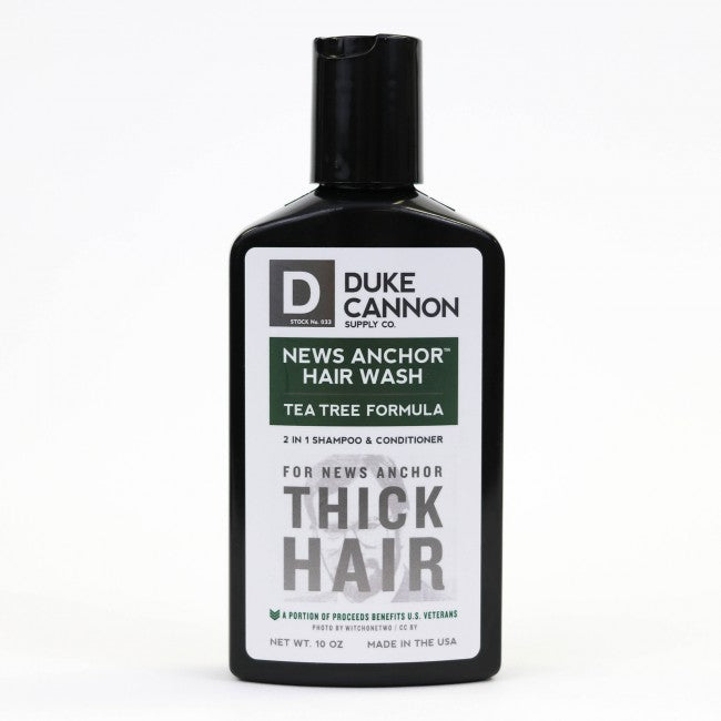 Duke Cannon Shampoo
