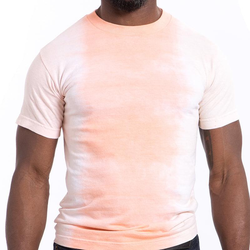 A Few Pieces Just Found! Orange & Pink Gradient Tie Dye Tee Size S Available