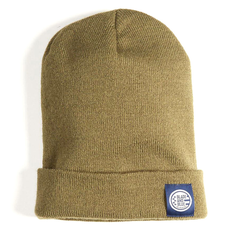 Olive Green Watch Cap