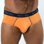 Orange Sherbert Brief Underwear