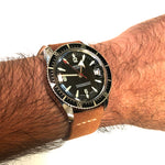 Vintage Sheraton Diver's Automatic Watch