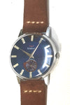 Vintage Blue Dial Waltham Military Watch