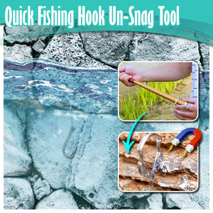 AnglerBUDDY Quick Fishing Hook Un-Snag Tool