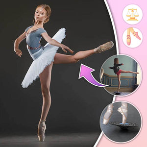 Ballerina+ Balance Training Wobble Board