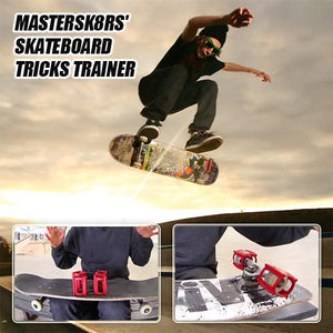 [PROMO 30% OFF] MasterSk8rs' Skateboard Tricks Trainer