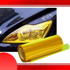 [PROMO 30% OFF] DynaTint Car Headlight Reflector Film