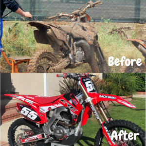 HydroJet+ Dirt Bike Power Washer