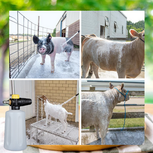 FarmPro™ Livestock Foam Sprayer