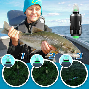 AnglerPRO Variable Depth Fishing Sinker