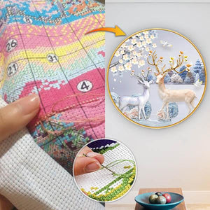 SewPRO DIY Cross Stitch Kit