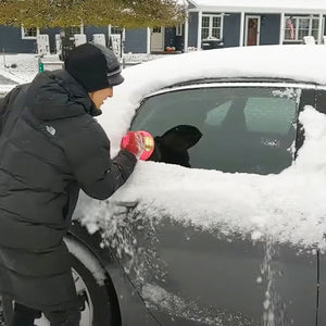Snow Windshield Scraper
