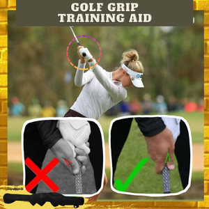 [PROMO 30% OFF] Golf Grip Training Aid