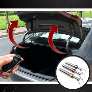 Automatic Spring-Powered Car Trunk Opener