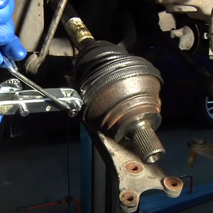 CV Joint Boot Clamp Installer