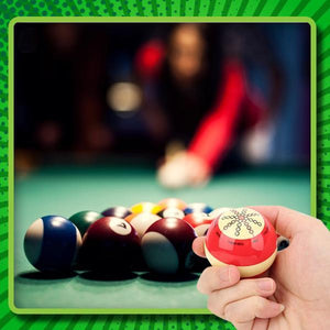 [PROMO 30% OFF] SideSpin+ Master Training Billiard Ball