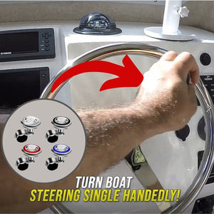 [PROMO 30% OFF] Boat Steering Wheel Booster Knob