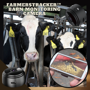 FarmersTracker™ Barn Monitoring Camera