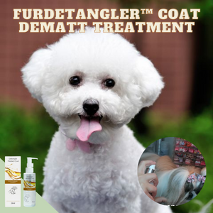 FurDetangler™ Coat Dematt Treatment