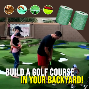 GolfPRO DIY Golf Mat