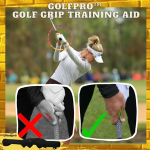 GolfPRO™ Golf Grip Training Aid
