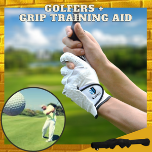 Golfers+ Grip Training Aid